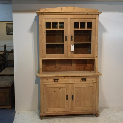 Large Old Pine Dresser C.1930 (1 of 1)