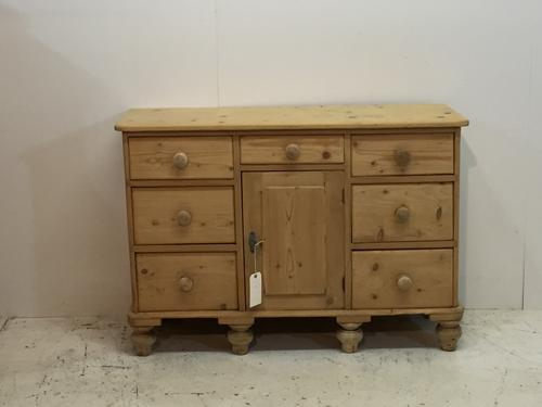 Old English Kitchen Sideboard c.1915 (1 of 1)