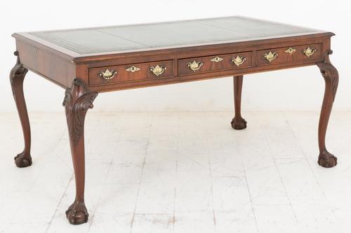 Mahogany Writing Table c.1910 (1 of 1)