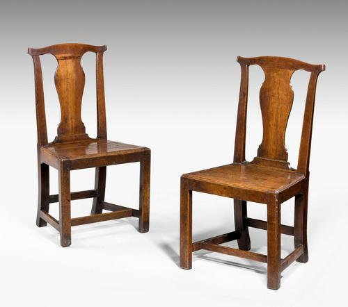 Pair of 18th Century Side Chairs (1 of 4)