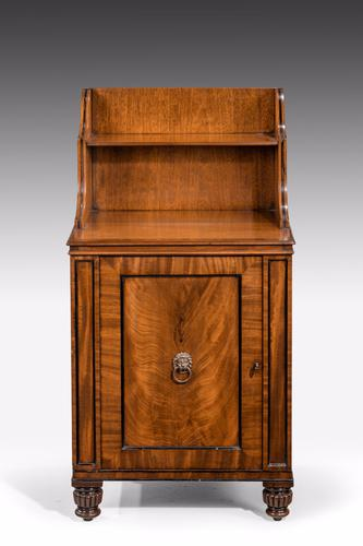 Regency Period Mahogany Side Cabinet c.1811 (1 of 1)