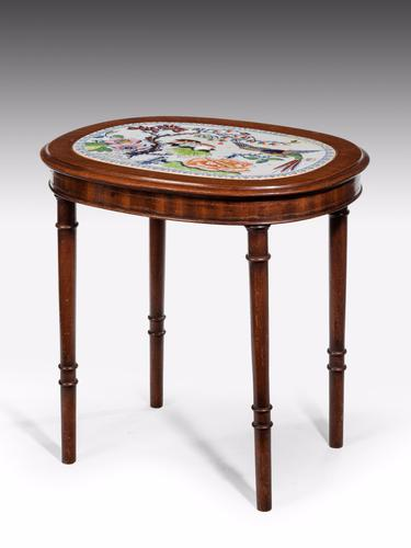 Early 20th Century Bespoke Low Table c.1910 (1 of 1)
