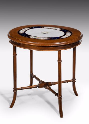 Early 20th Century Bespoke Low Table (1 of 1)