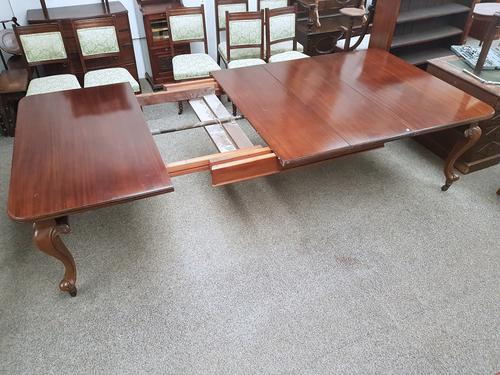 Large Victorian Dining Table (1 of 4)