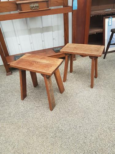Pair of Cotswold Stools (1 of 3)