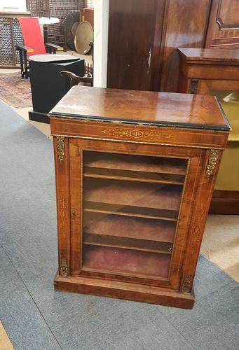 Walnut Cabinet c.1860 (1 of 5)