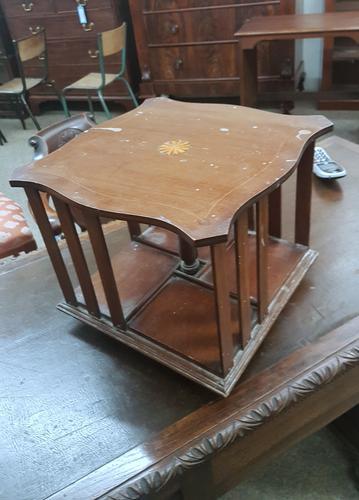 Small Revolving Bookcase (1 of 4)