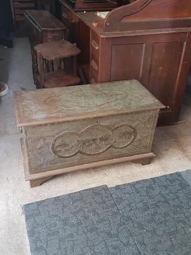 Chinese Box c.1900 (1 of 7)