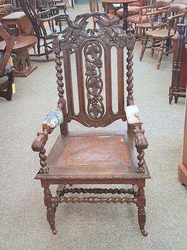 Victorian Chair (1 of 7)