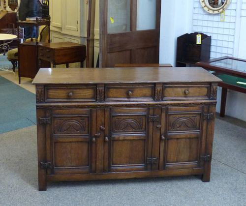 Oak Dresser c.1940 (1 of 1)