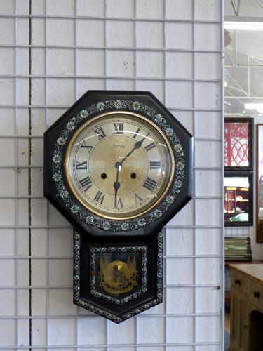 Wall Clock c.1940 (1 of 1)