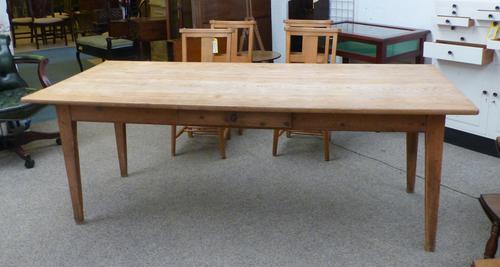 Farmhouse Dining Table c.1900 (1 of 1)