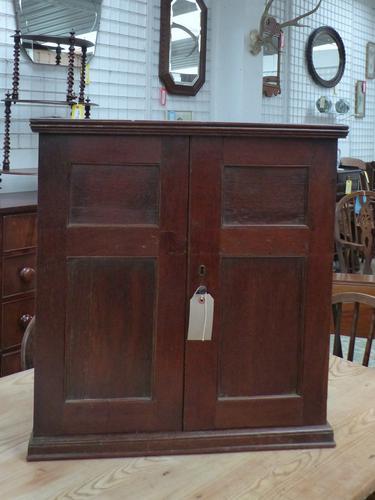 Georgian Cupboard c.1800 (1 of 5)