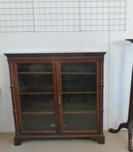 Edwardian Bookcase (1 of 1)