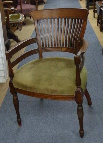Edwardian Desk Chair (1 of 1)