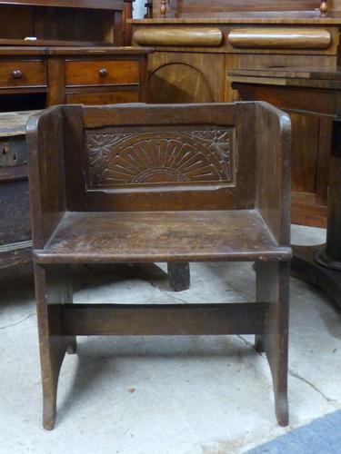 Window Seat c.1900 (1 of 1)