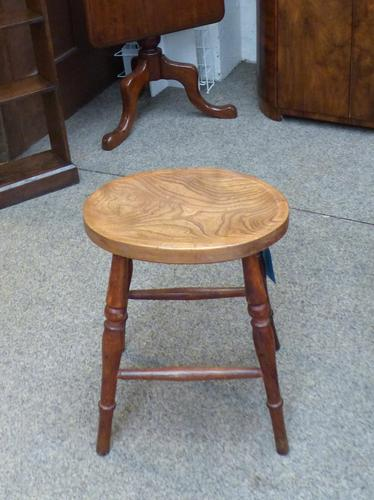 Country Stool c.1900 (1 of 1)