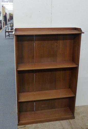 Victorian Open Bookcase (1 of 1)