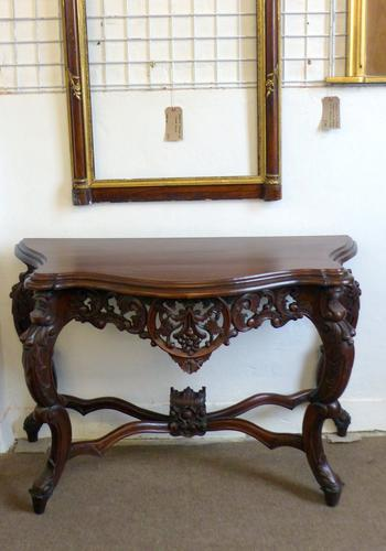 Console Table c.1880 (1 of 1)
