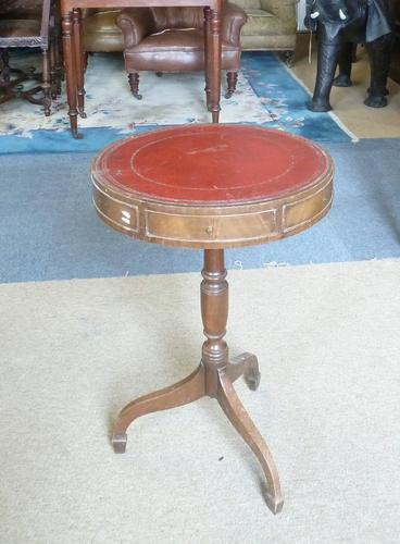 Small Drum Table c.1950 (1 of 1)