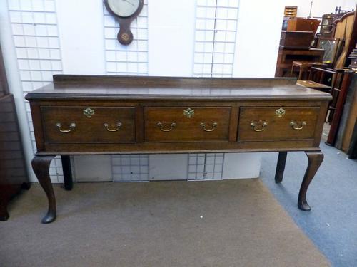 Georgian Dresser Base c.1820 (1 of 1)