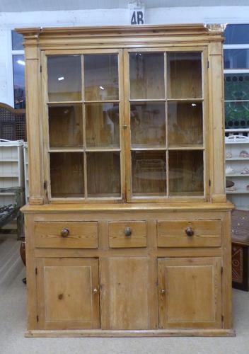 Pine Dresser c.1880 (1 of 1)