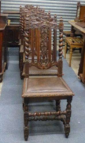 6 Country Chairs (1 of 1)