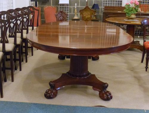 Antique Dining Table c.1860 (1 of 1)