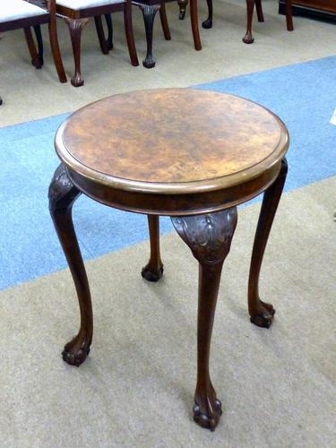 Walnut Table c.1920 (1 of 1)