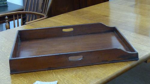 Butlers Tray c.1850 (1 of 1)