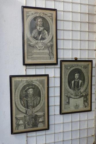 Set of 3 Engravings (1 of 1)