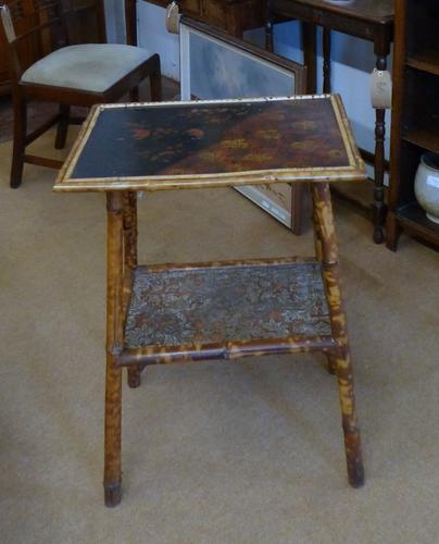 Bamboo Table c.1890 (1 of 1)