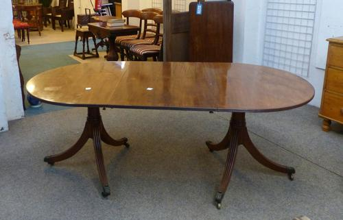 Regency Style Dining Table (1 of 1)