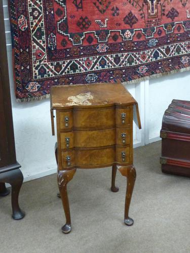 Walnut Table c.1930 (1 of 1)