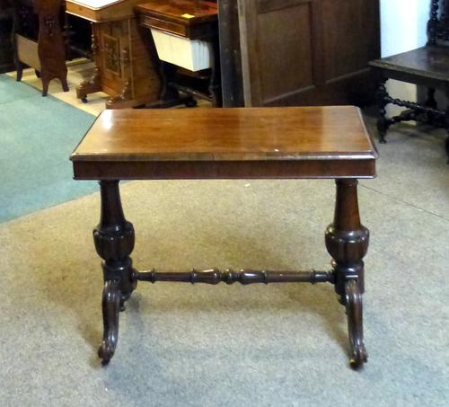 Rosewood Table c.1860 (1 of 1)