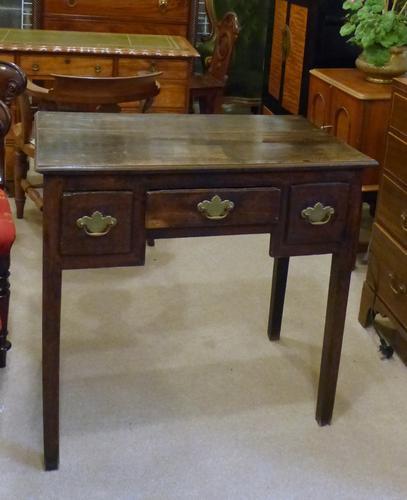 Georgian Oak Table c.1820 (1 of 1)