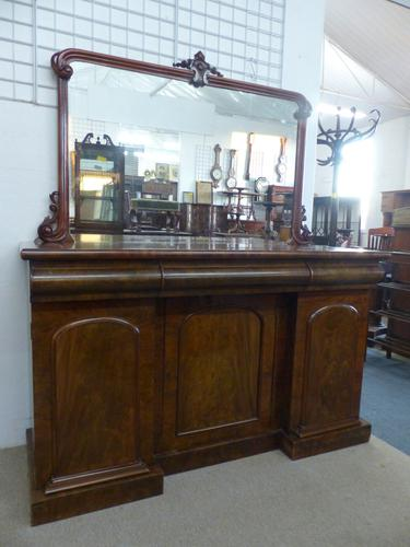 Victorian Sideboard (1 of 1)