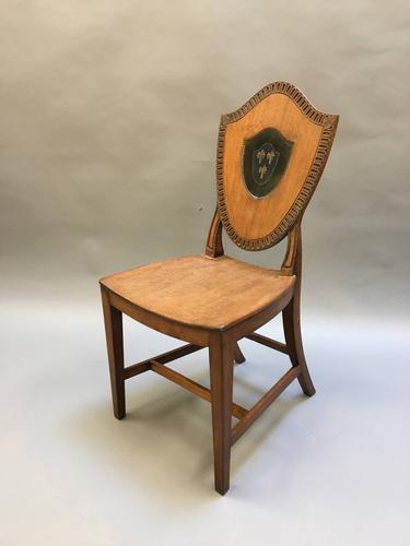 George III Hall Chair (1 of 11)