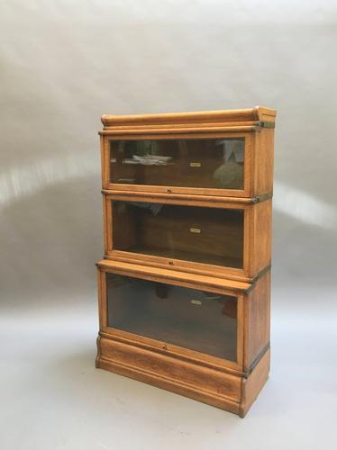 Globe Wernicke Bookcase c.1920 (1 of 9)