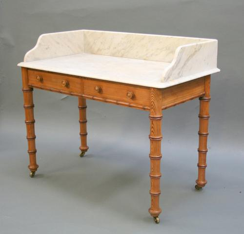 Washstand Table by Holland & Son c.1880 (1 of 1)