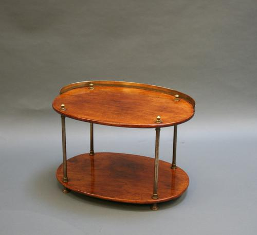 Campaign Occasional Table c.1830 (1 of 1)