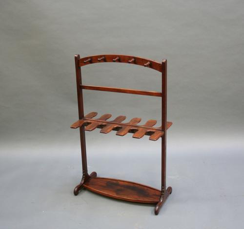 Boot & Crop Stand / Rack c.1850 (1 of 1)