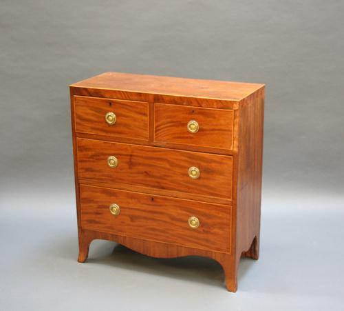 George III Chest Small Proportions (1 of 1)
