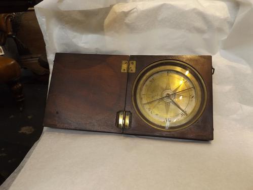 Georgian Table Compass c.1800 (1 of 1)