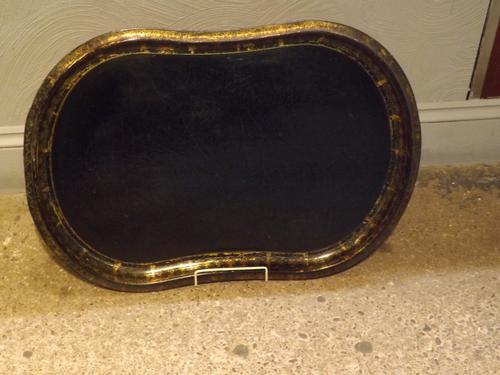 19th Century Tole Ware Trays (1 of 1)