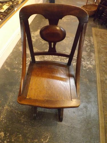 Victorian Music Chair C.1880 (1 of 1)