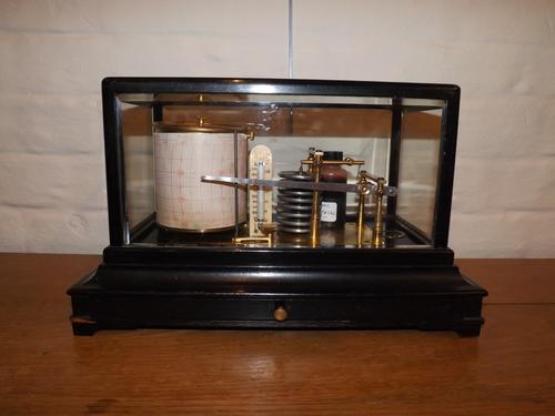 Self Recording Barometer c.1900 (1 of 1)