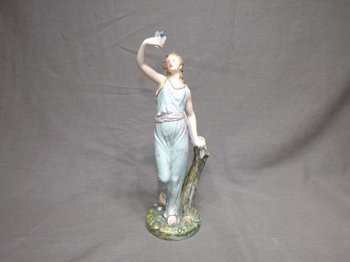 Royal Worcester Figure (1 of 1)
