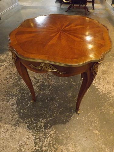 Mahogany Centre Table (1 of 1)