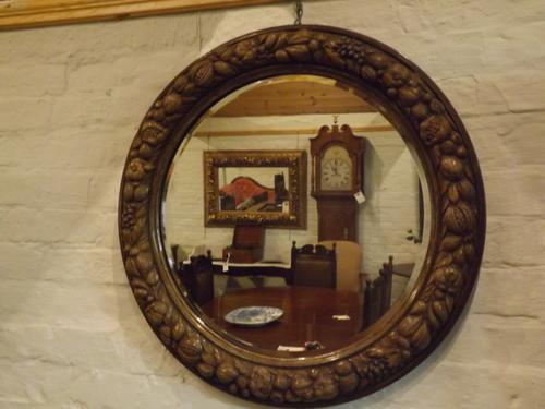 Edwardian Mirror (1 of 1)